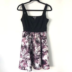 Hot Topic Halloween inspo Black Crow Fit & Flare
